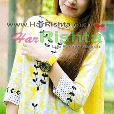 Khan Girl Rishta in Lahore