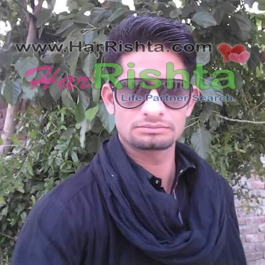 Arain Boy Rishta in Chowk Azam