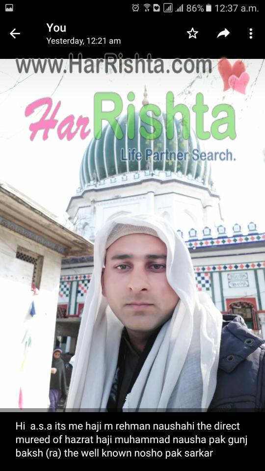 Rahmanzai Boy Rishta in Faisalabad
