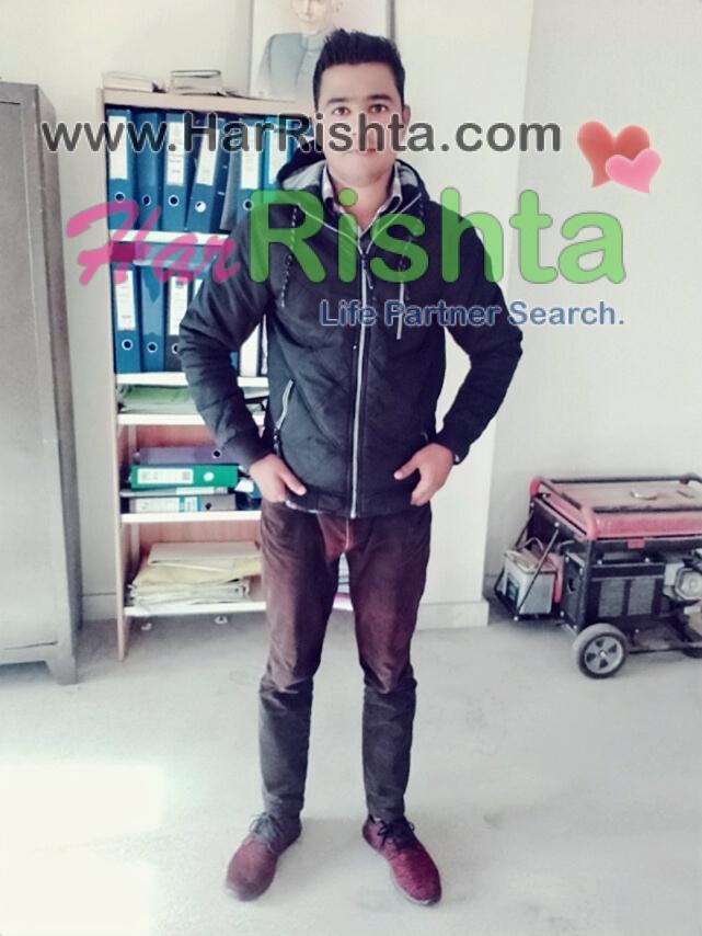 Rajput Boy Rishta in Azad Kashmir